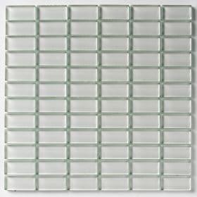 Cristal 2,3x4,8 White 30x30 cm